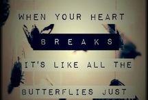 Heart breaks