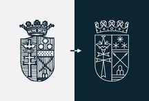Heraldry : Seals, Stamps, Crests & Shields