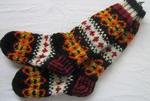 Funky Socks & Gloves