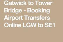 Gatwick Airport to Tower Bridge