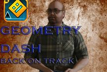 Lester Crest plays geometry dash / Lol