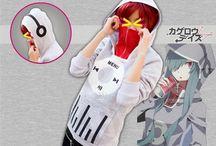 Anime Apparel by: J-Sutaffu / Anime Lover