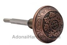 Door Knobs / Knock! Knock! Exclusive range of door knobs is here. The vast variety gives you the option to choose the product according to the item that complements your setting. You should be able to trust the strength of the material as they would be used time and again for opening and closing of doors.