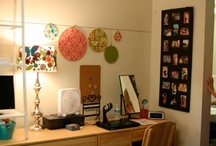 Dorm room  / by Ali Norwood