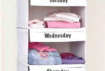 Organiser barna