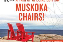 Show Your Red and White Contest / Win $150 gift cards monthly prizes or our grand prize two Muskoka Chairs. Contest closes September 30th, 2017 Contest details www.geranium.com/contest