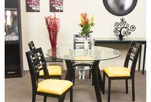 Comedores / Conoce nuestros Comedores. Diseños exclusivos de #Ikasa.  #Furniture #Design