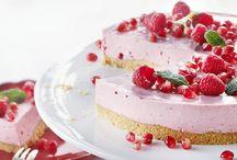frambozen taart