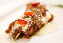 Fotografía gastronomía / Fotos de platos, pinchos, cocineros, entre fogones