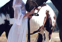 ember és ló
