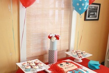 C's Raggedy Ann Birthday Party / Planning a Raggedy Ann party for my little one's 5th birthday.