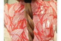 Hair Ideas / by Stephanie Cares