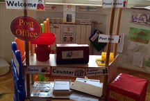 Post Office Role Play /  Topic - Teaching Ideas - Activities - Art & Crafts for Children.