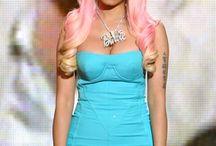 Nicki Minaj / by Rory Malcolmson