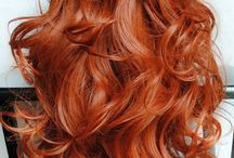 Radiant Reds / all the fabulous shades of red we can recreate for you