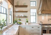 Kitchen & Country Home