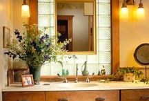 For the Home: Bathroom Ideas / by Kristen Bellows
