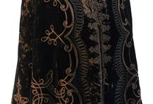 Kleider um die Jahrhundertwende / Kleider um 1890_1900