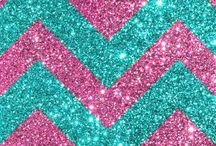 tapetit glitter