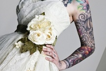Tattooed Brides?! Yes please!