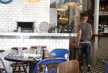 MCP_Pizzería / diseño de interiores, Arquitectura