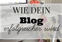 [Blog Ideen] / Ideen für Blogbeiträge. Hilfe wenn einem mal nichts mehr einfällt worüber man bloggen kann.