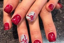 Christmas Nails / Holiday Nails.  #Bnails #bnailshereford #bnailsdasalon #creative #design #fashion #nails #nailsaloninhereford #beautysalon #salonspa #nailsalonincanyon #nailsaloninamarillo #bestsalonhereford #bestsaloncanyon #bestsalonamarillo #bestvotedsalon2015 Visit our website www.bnailssalon.com