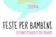Feste per bambini - raccolta di idee su Diario di una Creamamma