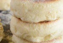 Buns and english muffins