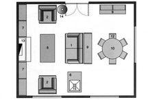 mobilya yerleşim düzeni