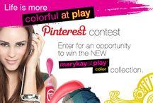 Mary Kay @ Play / by Rachael Hall