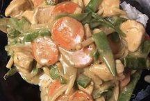 Rezept thaicurry