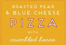 Fun Pizza Toppings!