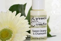 natural hand and body lotions