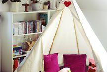 TIPI, Zelte & Kinderhöhlen