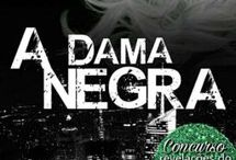 A Saga da noite Sombria A Dama Negra