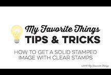 Tips & Tricks Videos