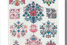 Etnik desenler