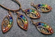 κοσμήματα με σύρμα