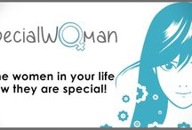 #SpecialWoman