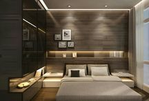 Bedroom ideas / Find some ideas for your bedroom remaking :)
