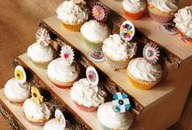 wedding: cake & other noms / by Melanie Hall
