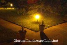 Landscape lighting / by Helen Race
