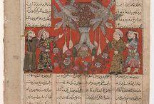 Mystical / Arabic, Persian, Mystic, Mythological, Surreal, Semitic, Esotericism, Religion Art - My tumblr: El-Azâzel