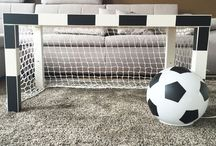 Fußball Zimmer