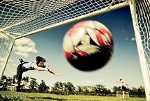 Soccer / by Kelsy Lott