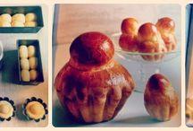 Brioche & Croissants