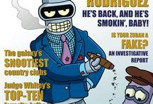 Animated magazines