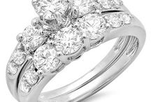 Beautifull Wedding Rings / Browse the huge selection of engagement rings and wedding ring sets. Find the best wedding rings for Your Special Day, Here...