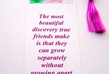 Friendship Bookmarks